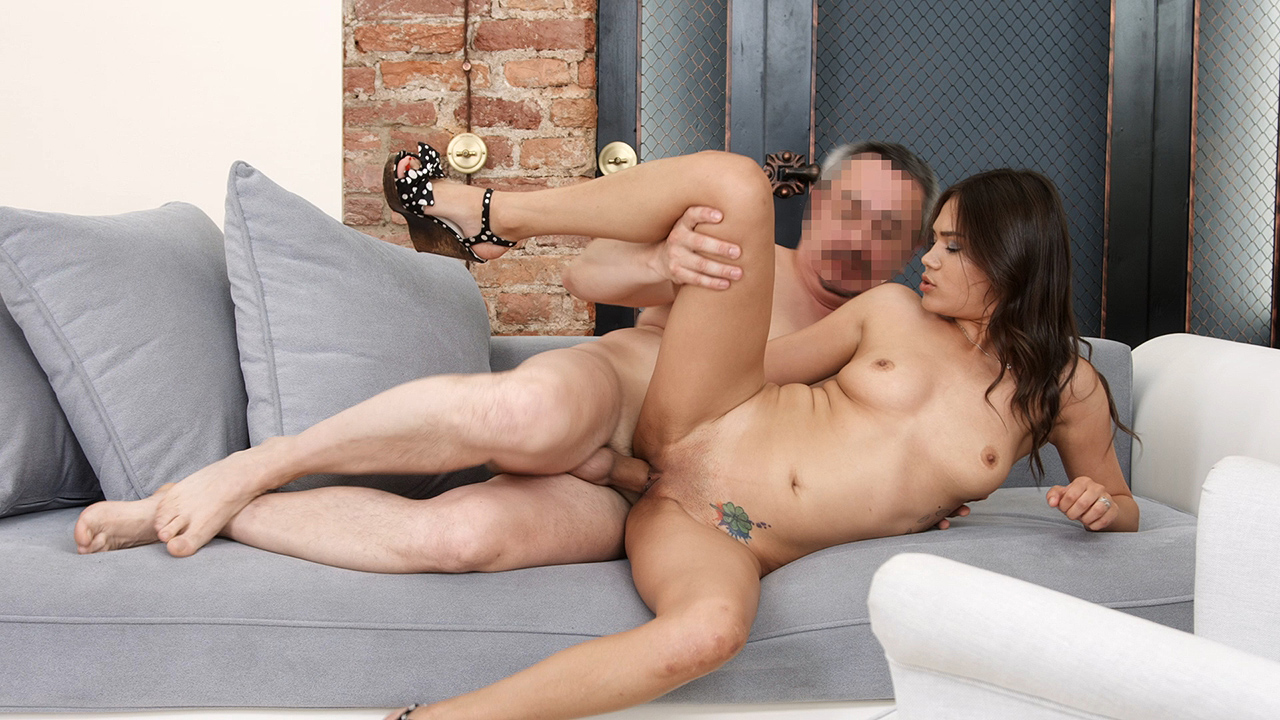 Lucky Porno Tryout