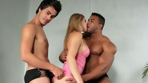 Camily Specific Bi-curious Threeway Vid