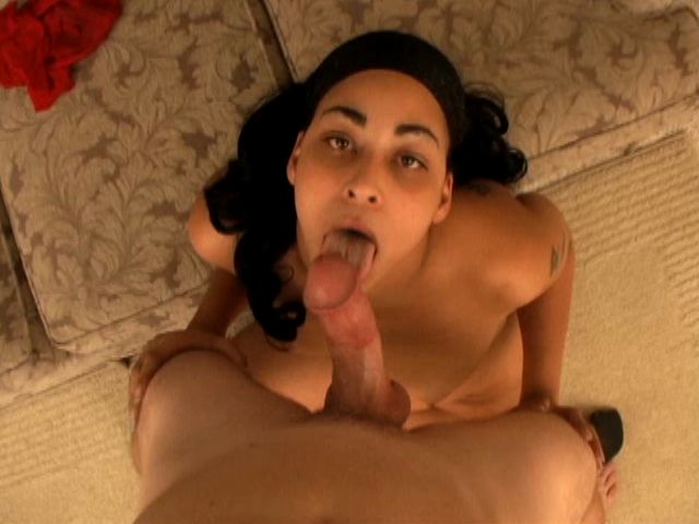 Promiscuous Youthfull Ebony Gf Dinky Belle Blowing A Rigid Milky Fuck-stick With Eagerness