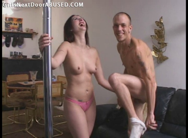 Stripper Becomes Mega-slut